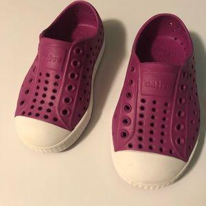 Native Water Friendly Slip-On Sneaker
